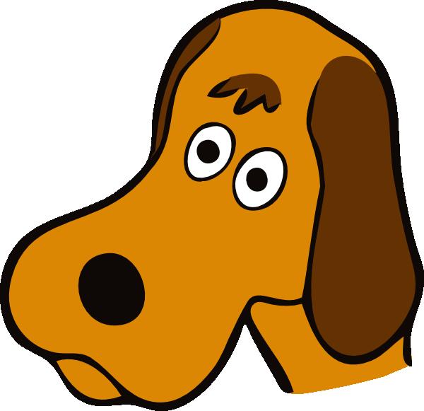 Cartoon dog house clipart vector library stock Cartoon Dog Clip Art at Clker.com - vector clip art online, royalty ... vector library stock