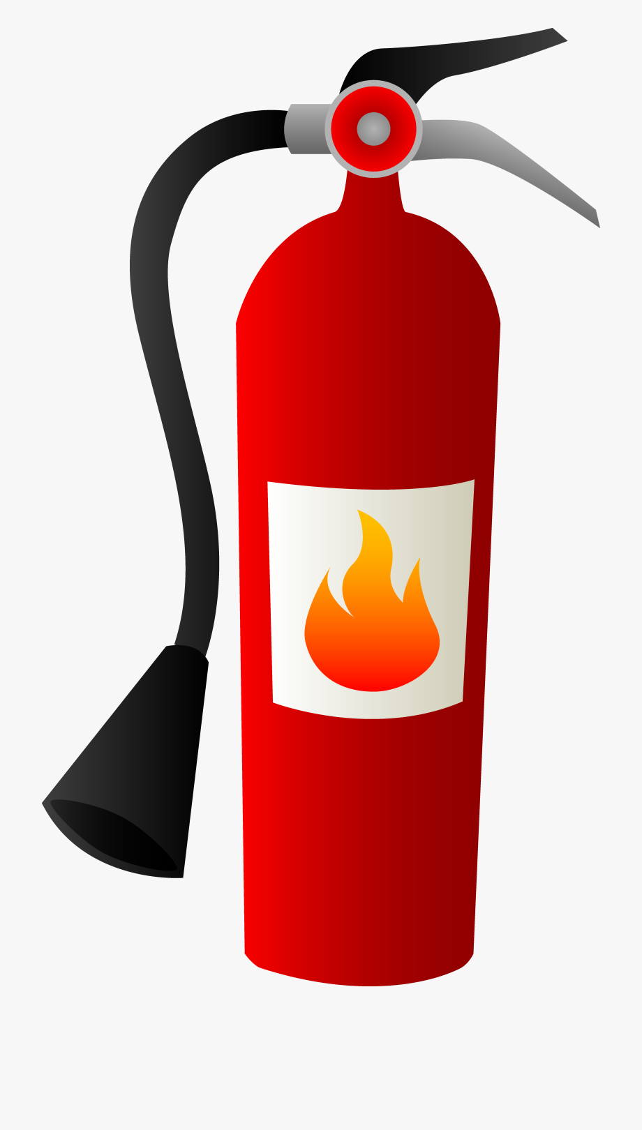 Cartoon fire extinguisher clipart png free Fire Safety Clipart - Easy Fire Extinguisher Drawing #109718 - Free ... png free