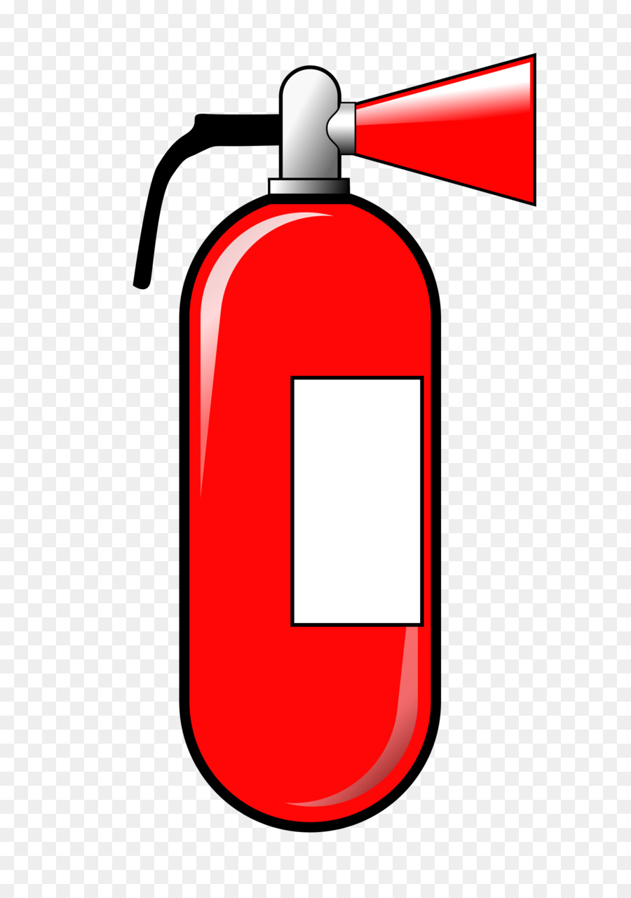 Cartoon fire extinguisher clipart jpg black and white Fire Symbol clipart - Fire, Rectangle, transparent clip art jpg black and white