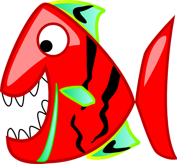 Red and blue fish clipart clip art free stock Red Fish Clip Art at Clker.com - vector clip art online, royalty ... clip art free stock