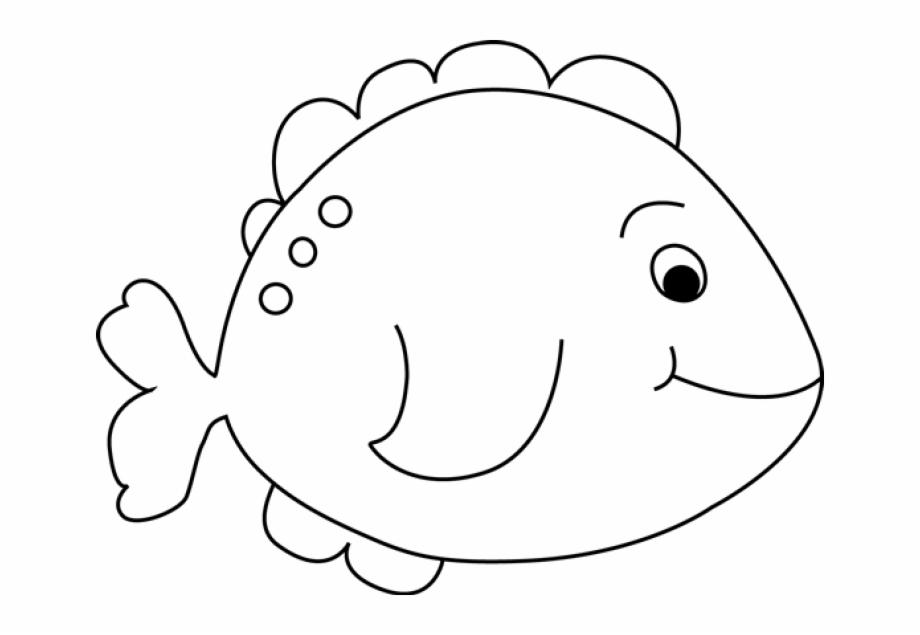 Cartoon fish clipart black and white transparent background jpg library library Fish Clipart Black And White Camping Clipart - Fish Clipart Black ... jpg library library