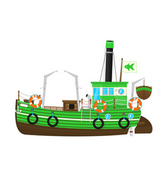 Cartoon fishing boat clipart png download Fishing Boat Clipart Vector Images (over 110) png download