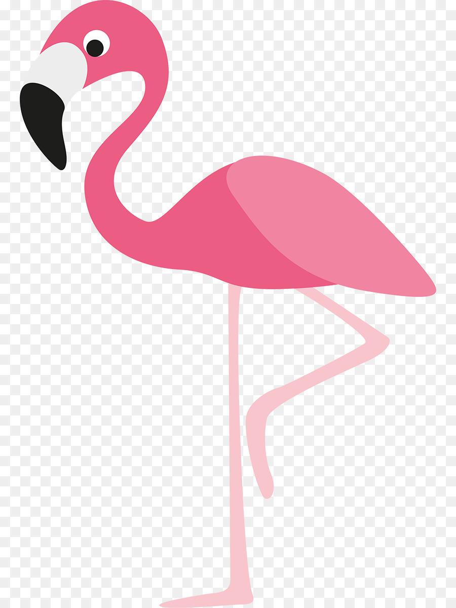 Cartoon flamingo clipart clip art black and white stock Pink Flamingo clipart - Flamingo, Bird, transparent clip art clip art black and white stock