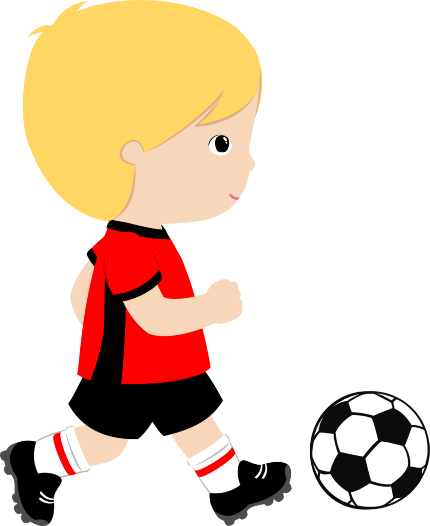 Football clipart set.  shared ver todas