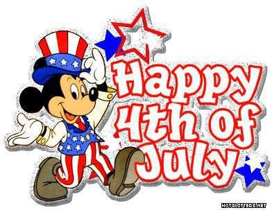 4th of July | Disney! | 4th of july clipart, 4th of july images ... clip