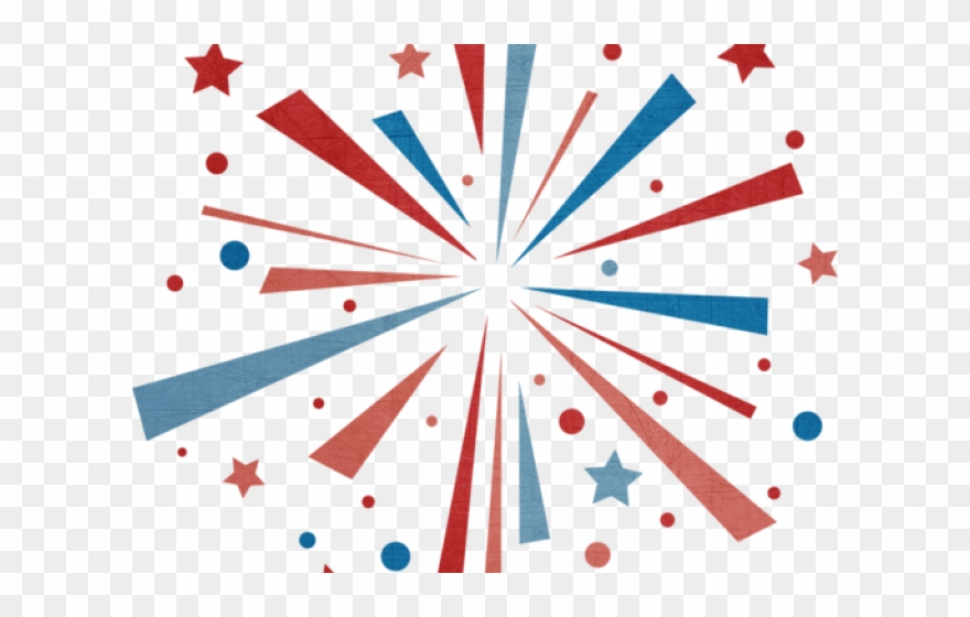 4th Of July Fireworks Clipart - Fourth Of July Fireworks Cartoon ... clip free stock