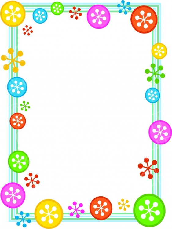 Cartoon frames clipart