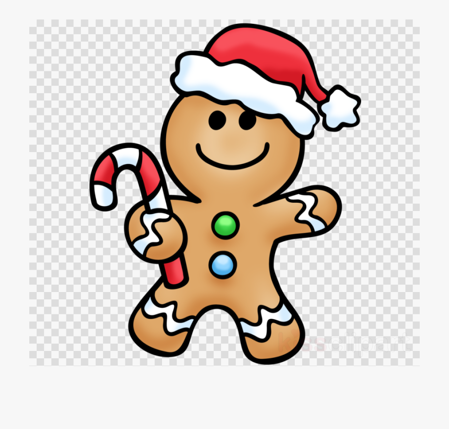 Cartoon gingerbread man clipart clipart free Christmas Food Clipart - Printable Gingerbread Man Coloring Page ... clipart free