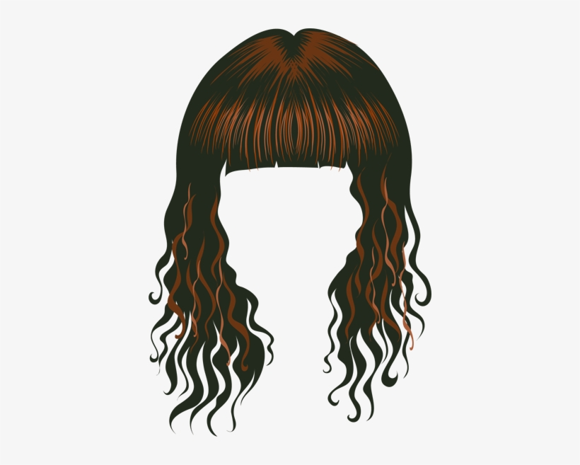 Cartoon hair clipart image library stock Hair Cartoon Clipart - Wig Clipart - Free Transparent PNG Download ... image library stock
