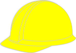 Cartoon hard hat clipart png library Cartoon Hard Hats - Free Clipart png library