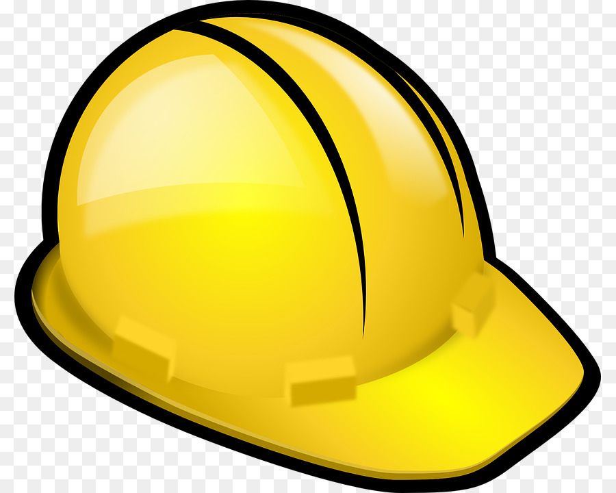 Cartoon hard hat clipart freeuse Hat Cartoon png download - 857*720 - Free Transparent Hard Hat png ... freeuse