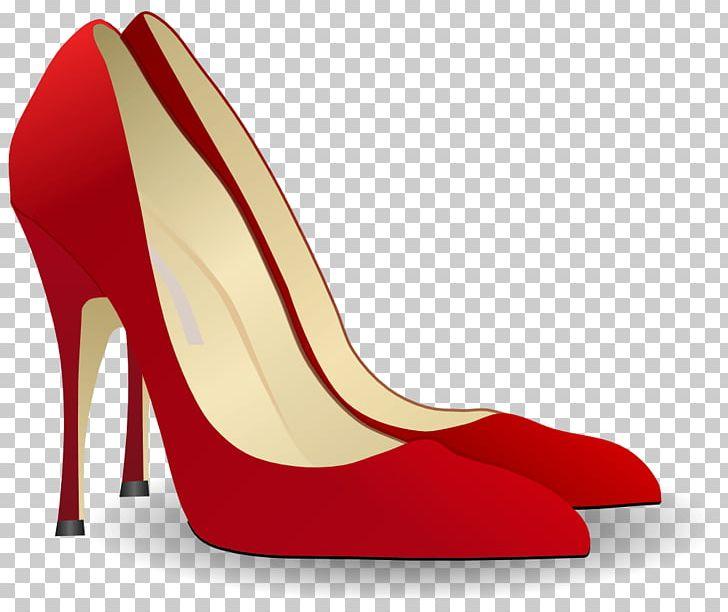 Cartoon high heels clipart clip art freeuse High-heeled Shoe Open Stiletto Heel PNG, Clipart, Basic Pump ... clip art freeuse