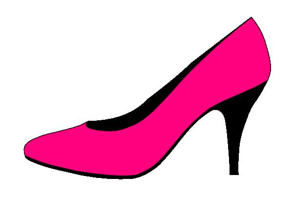 Cartoon high heels clipart clipart freeuse cartoons pumps shoes | Pink Pumps clip art | ♡Shoes♡ | High heels ... clipart freeuse