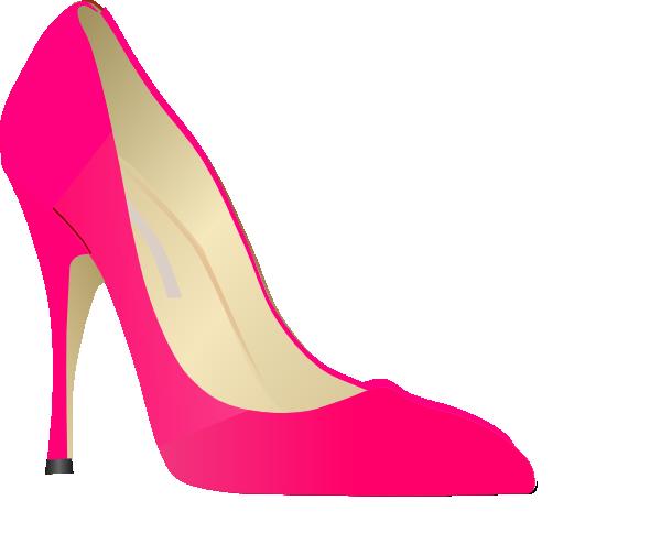 Cartoon high heels clipart picture library stock High Heel Clip Art at Clker.com - vector clip art online, royalty ... picture library stock