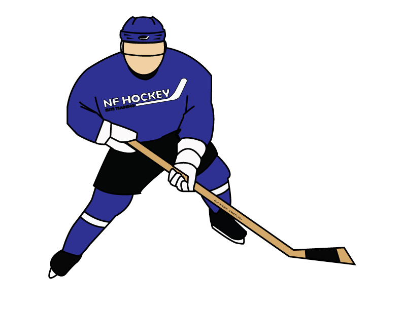 Cartoon hockey player clipart freeuse download Free Cartoon Hockey Pictures, Download Free Clip Art, Free Clip Art ... freeuse download