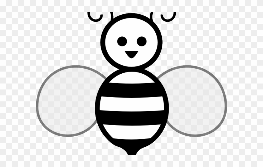 Cartoon honey bee clipart black and white clipart library stock British Flag Clipart Bee - Honey Bee Clipart Black And White Free ... clipart library stock