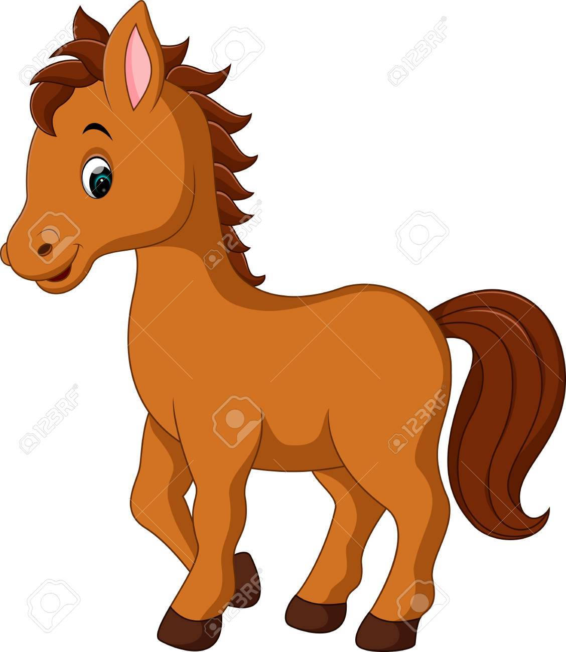 Cartoon horse clipart clip art royalty free Cartoon horse clipart 7 » Clipart Station clip art royalty free