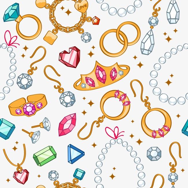 Cartoon jewelry clipart graphic transparent download Cartoon clipart jewelry, Cartoon jewelry Transparent FREE for ... graphic transparent download
