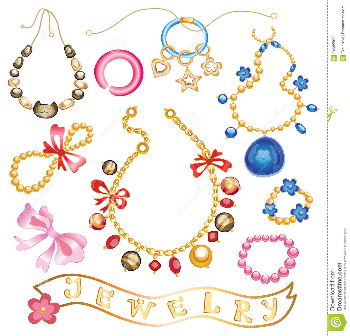 Cartoon jewelry clipart clip royalty free download 39+ Clipart Jewelry | ClipartLook clip royalty free download