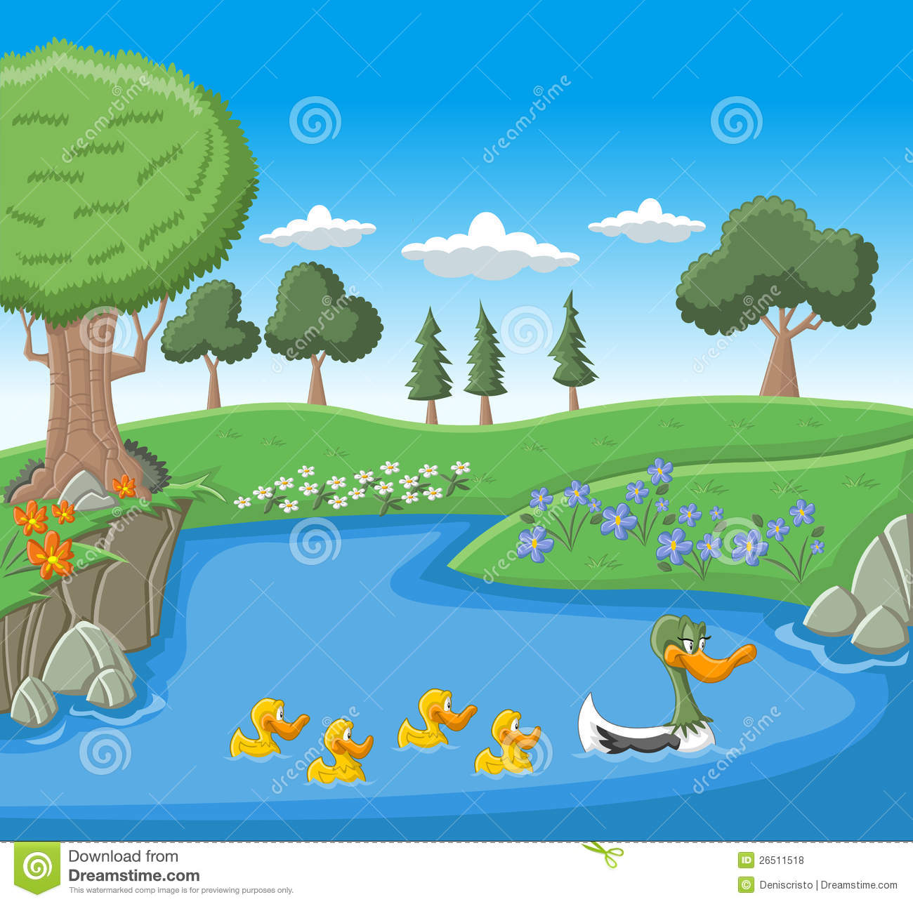 Cartoon lake clipart clipart royalty free stock Lake Images Clip Art | Wallpapers Point clipart royalty free stock