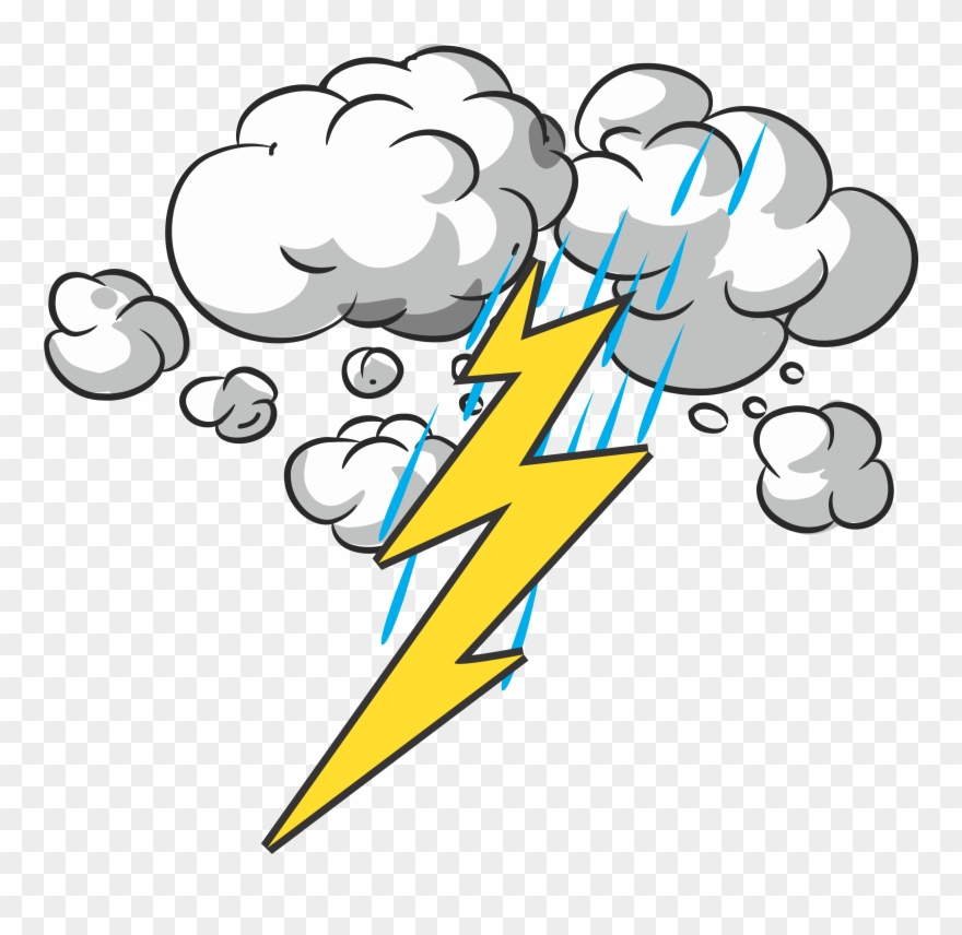 Thunder and lightning images clipart picture download Collection Of Lightning And Thunder High - Thunder And Lightning ... picture download