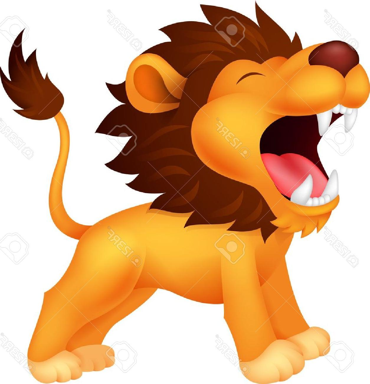 Cartoon lion head roaring facing the right clipart image transparent Roaring Lion Clipart | Free download best Roaring Lion Clipart on ... image transparent