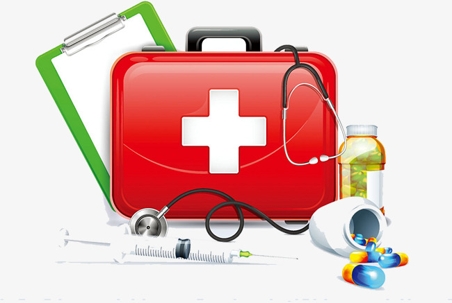 Download Free png Cartoon Medical Supplies, Cartoon Clipart, Medical ... clip art free stock