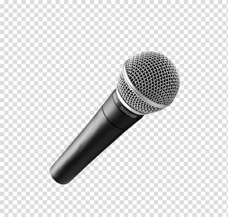 Cartoon microphone clipart png transparent Shure SM58 Microphone Shure SM57 Audio, cartoon microphone ... png transparent