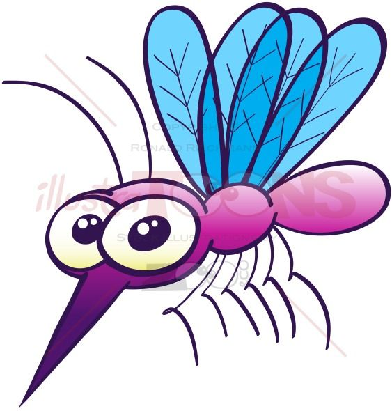 Cartoon mostuito clipart freeuse stock Mosquito images on mosquitoes cartoon and clip art – Gclipart.com freeuse stock