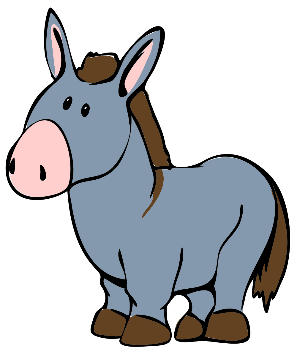 Cartoon mule clipart clipart freeuse stock Free Free Mule Cliparts, Download Free Clip Art, Free Clip Art on ... clipart freeuse stock