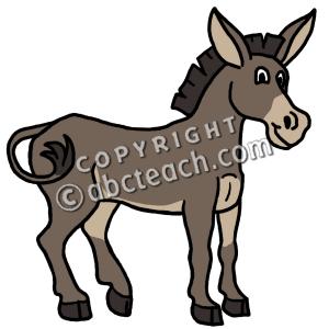 Cartoon mule clipart clip art library download Clip Art: Cartoon Mule Color | Clipart Panda - Free Clipart Images clip art library download