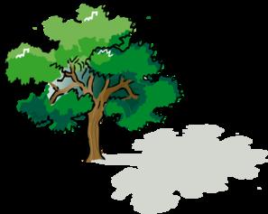 Cartoon oak tree clipart banner Oak Tree Clip Art at Clker.com - vector clip art online, royalty ... banner