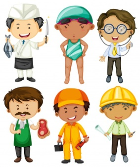 Cartoon occupations clipart image transparent download Occupation Vectors, Photos and PSD files | Free Download image transparent download