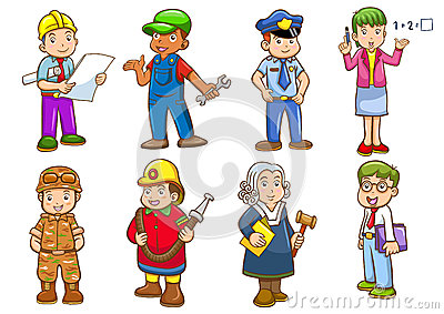 Cartoon occupations clipart svg download Cartoon Occupations Clipart | Free download best Cartoon Occupations ... svg download