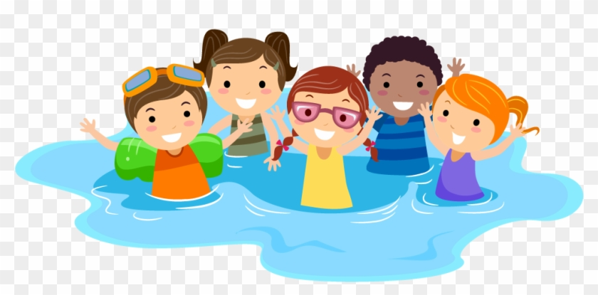 Cartoon people swiming clipart clip art freeuse Clipart People Swimming - Clip Art Swimming Lessons, HD Png Download ... clip art freeuse