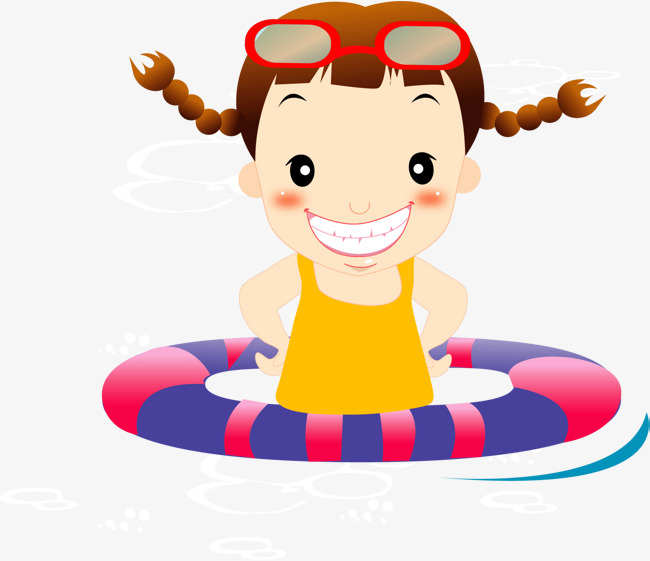Cartoon people swiming clipart clip black and white Swimming Pictures Cartoon | Free download best Swimming Pictures ... clip black and white