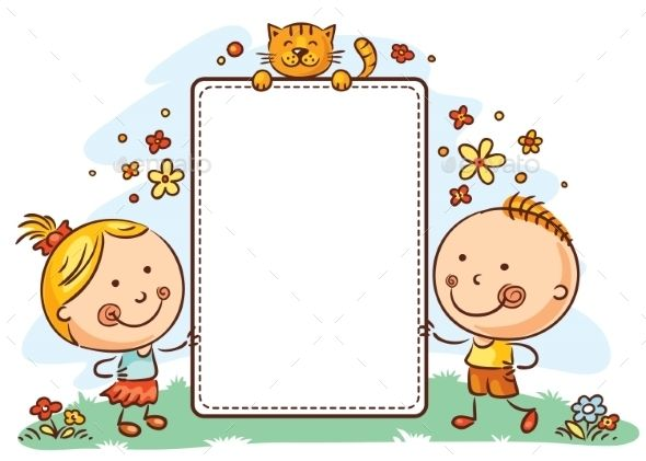 Cartoon photo frame clipart clip freeuse stock Cartoon frame clipart 1 » Clipart Station clip freeuse stock