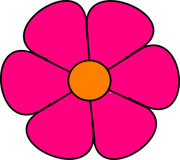 Picture of flowers clipartfest. Flower cartoon clipart