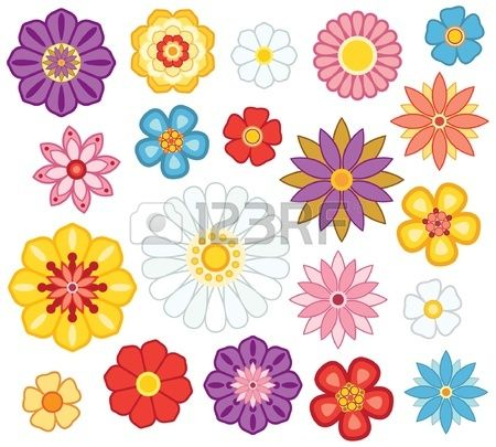 Cartoon picture of flowers clip freeuse library 17 Best ideas about Cartoon Flowers on Pinterest   Doodle drawings ... clip freeuse library