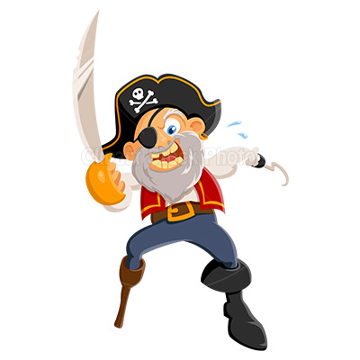 Cartoon pirates clipart clip art freeuse Cartoon Pirate Cliparts - Cliparts Zone clip art freeuse