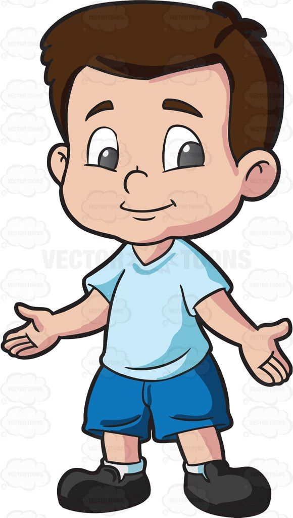 Clipart cartoon people clip art royalty free A preschooler boy ready to play | Homework | Preschool, Clipart boy ... clip art royalty free