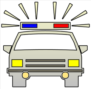 Cartoon police car clipart clipart royalty free Cop Car Clipart & Cop Car Clip Art Images - ClipartALL.com clipart royalty free