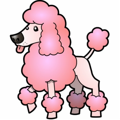 Cartoon poodle clipart jpg royalty free download Cartoon poodles clipart 5 » Clipart Portal jpg royalty free download