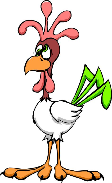 Cartoon pretty chickens clipart png black and white stock Pinterest png black and white stock