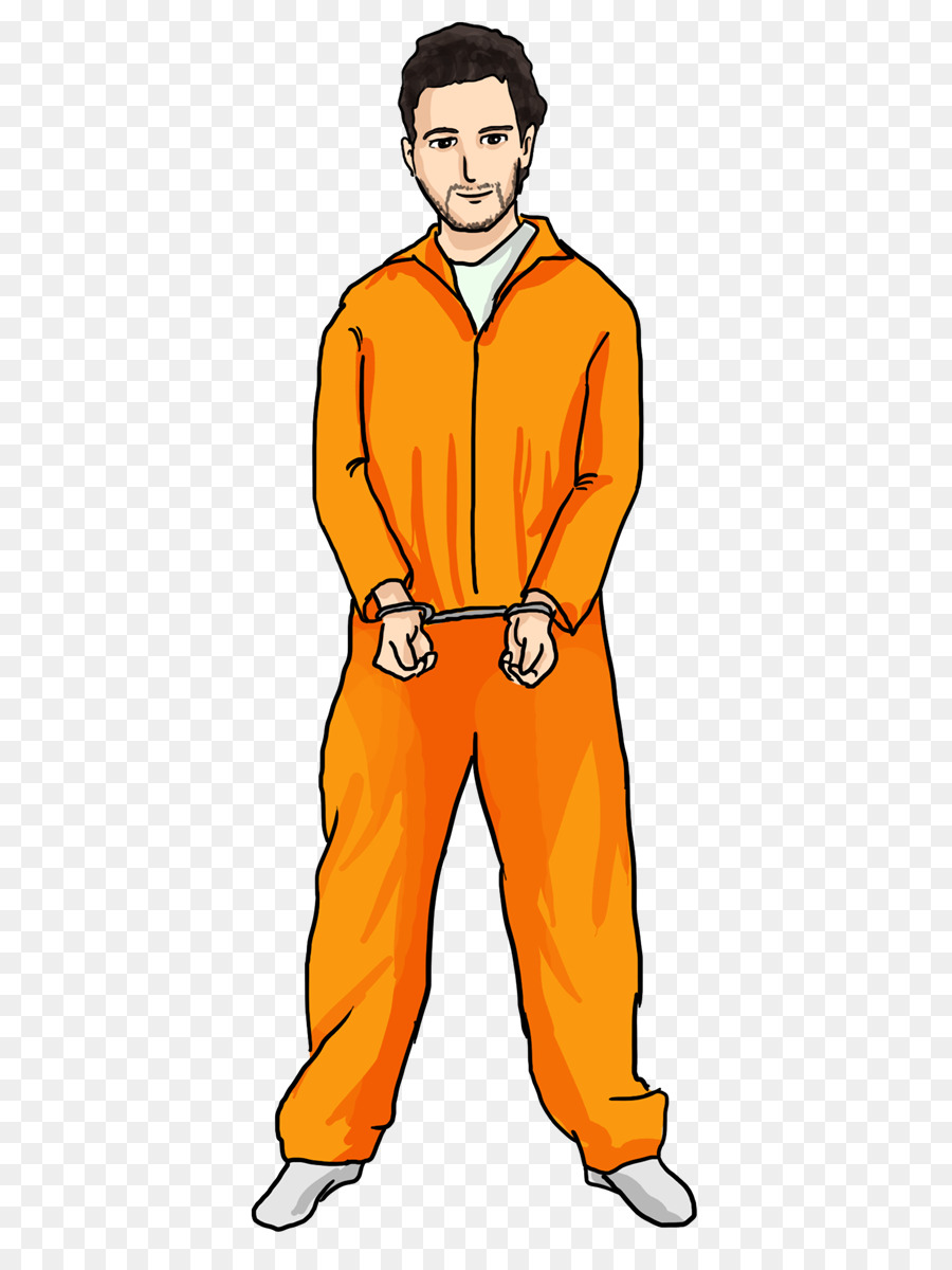 Cartoon prisoner clipart image freeuse stock Boy Cartoon png download - 600*1188 - Free Transparent Prison png ... image freeuse stock