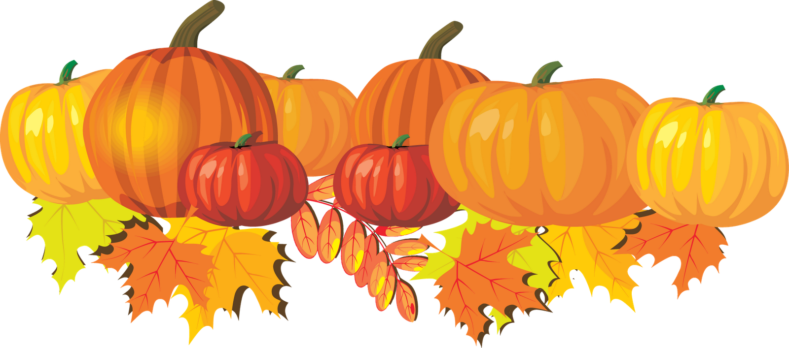 Pumpkin and gourd clipart vector transparent library 28+ Collection of Fall Season Clipart Pumpkin | High quality, free ... vector transparent library