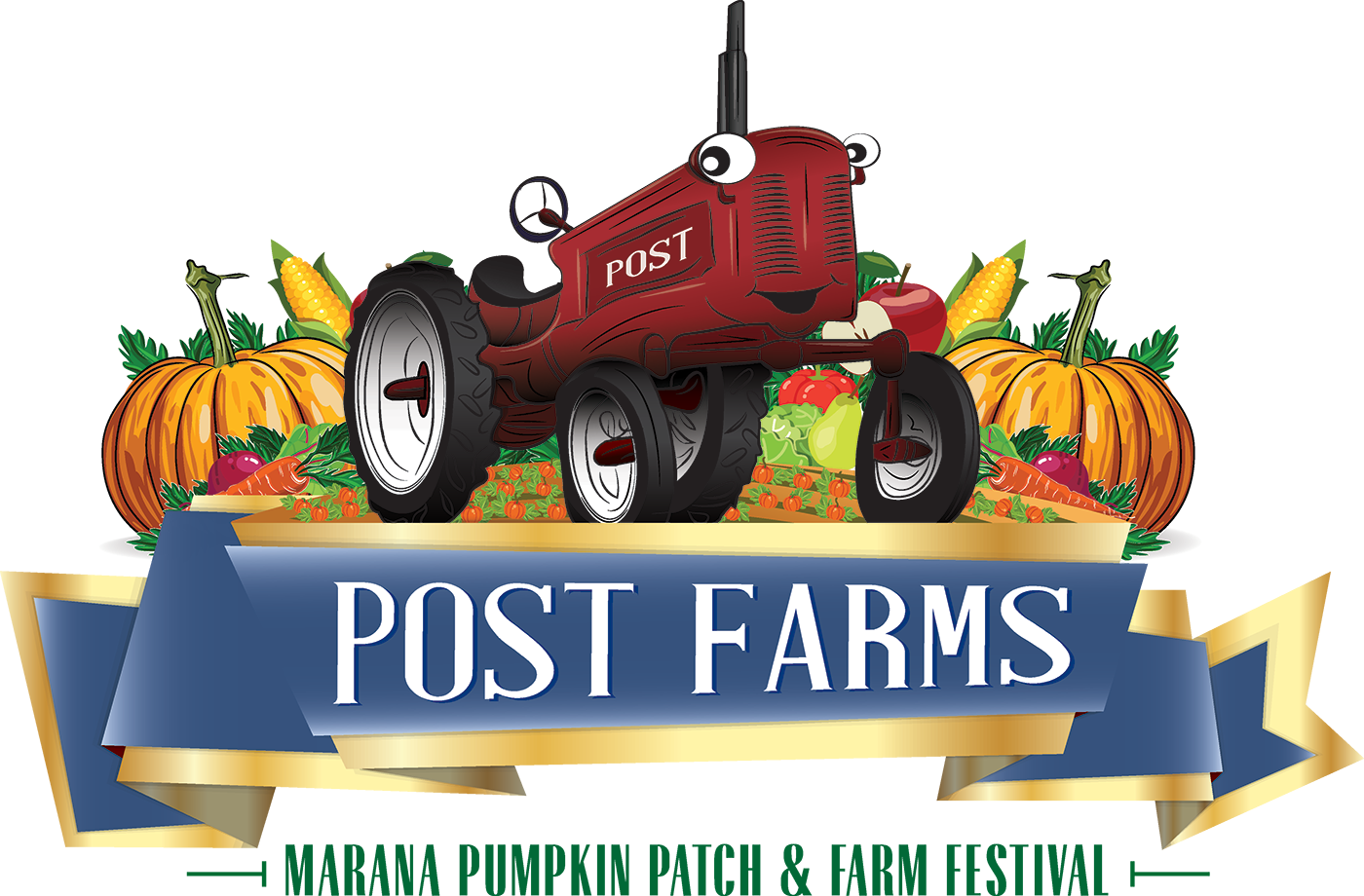 Pumpkin patch clipart png free stock Marana Pumpkin Patch - Sponsored by Post Farms free stock
