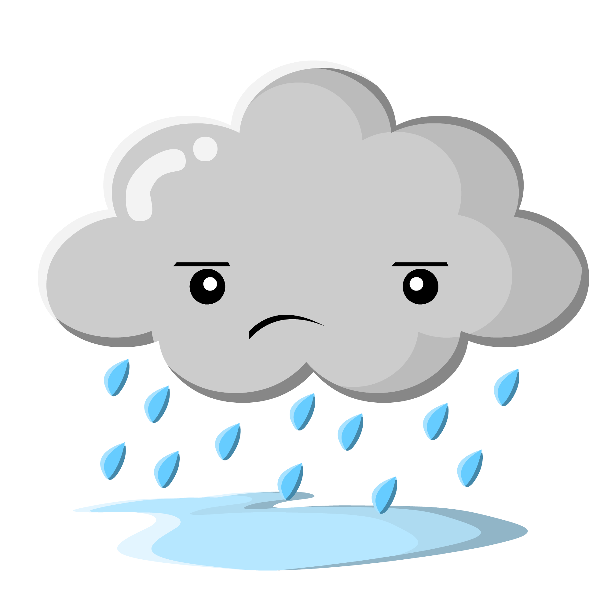 Cartoon raining money clipart graphic transparent Tropical Storm Watch? Hurricane Warning? What's the Difference ... graphic transparent