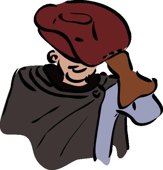Thief Clip Art at Clker.com - vector clip art online, royalty free ... svg transparent download