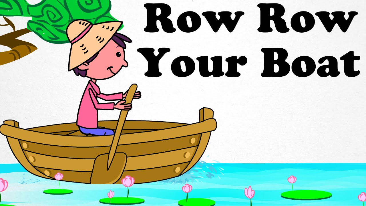 Cartoon row boat clipart - ClipartFest clip free library